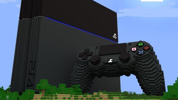 Minecraft PSVersion Steht Zum Download Bereit NETZWELT - Minecraft spielen sofort