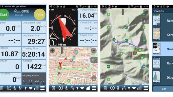 lauftraining app
