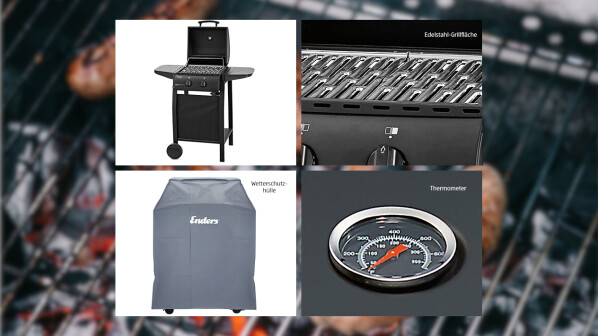 Enders Gasgrill San Diego Bewertung : Enders gasgrill explorer campinggrill« multifunktional jetztgekauft