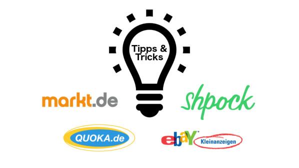 online shopping kauf und verkauf ber ebay kleinanzeigen shpock und co netzwelt. Black Bedroom Furniture Sets. Home Design Ideas