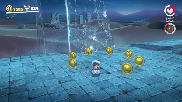 Super Mario Odyssey Münzen In Super Mario Odyssey Sammeln Netzwelt