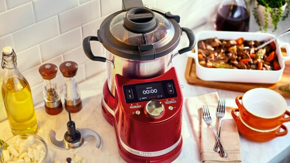 KitchenAid Cook Processor Connect: die beste Thermomix ...