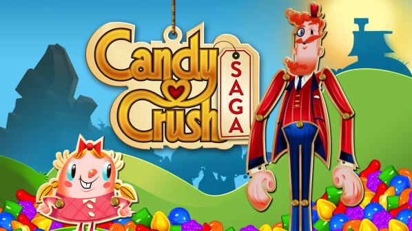Candy Crush Sucht