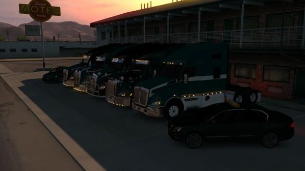 euro truck simulator 2 truckersmp multiplayer im euro truck simulator 2 netzwelt. Black Bedroom Furniture Sets. Home Design Ideas