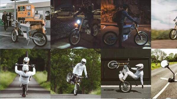 Leichtes E-Moped: Cake liefert das legale Kalk jetzt nach Deutschland