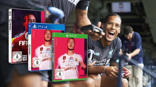 FIFA 20 günstig kaufen: Die besten Angebote für PS4, Switch, Xbox One, PC
