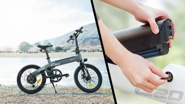 Billiges E-Bike von Xiaomi: Himo C20 kommt versandkostenfrei nach Europa