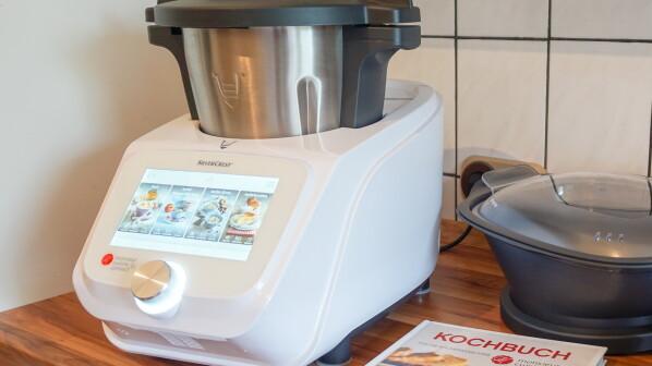 Monsieur Cuisine Connect: Lidl-Küchenmaschine mit ...