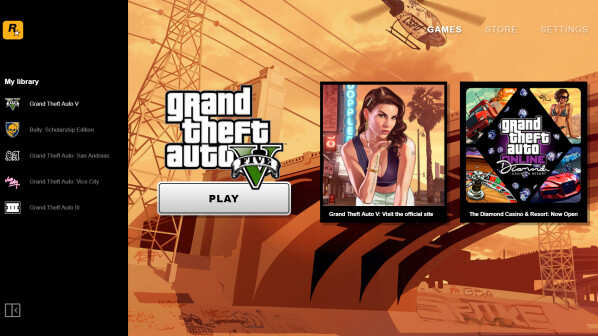 Rockstar Games: Neuen PC-Launcher herunterladen und GTA gratis erhalten