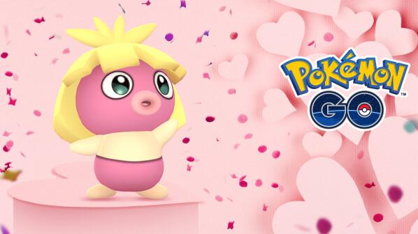 Pokemon Go Event Zum Valentinstag Bringt Viele Pinke Pokemon Und