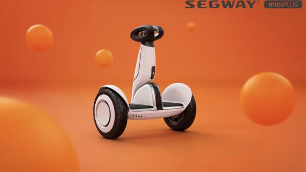 segway miniplus ein autonomes mini suv mit gimbal. Black Bedroom Furniture Sets. Home Design Ideas