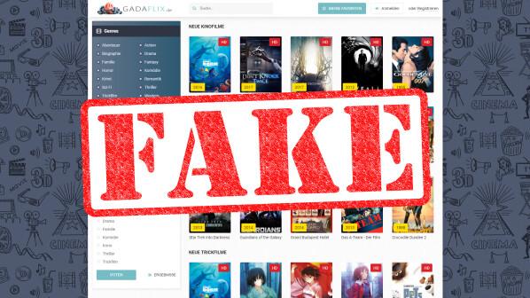 Fake Videostreamingdienste Polizei Warnt Vor Gigaflix De Und Co
