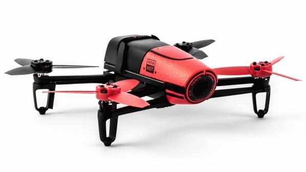 parrot bebop test des ar drone 2 0 nachfolgers netzwelt. Black Bedroom Furniture Sets. Home Design Ideas