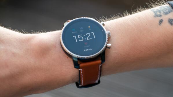 fossil smartwatch technologie an google verkauft neue. Black Bedroom Furniture Sets. Home Design Ideas