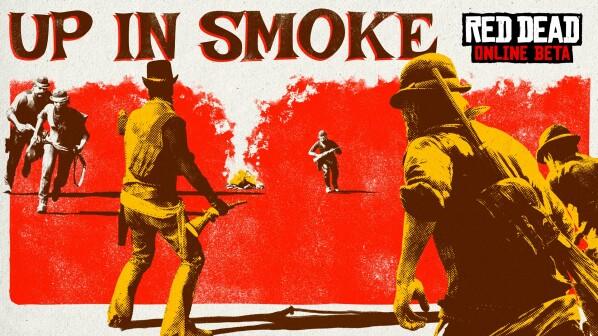 """Red Dead Online: Neues Update kommt mit Spielmodus """"Up in Smoke"""""""