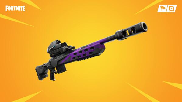 Fortnite: Update ist da - mit der neuen Waffe seht ihr in die Zukunft