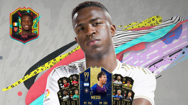 FIFA 20 Ultimate has a large number of events such as TOTW, TOTY or TOTS. This overview should help you with team planning.