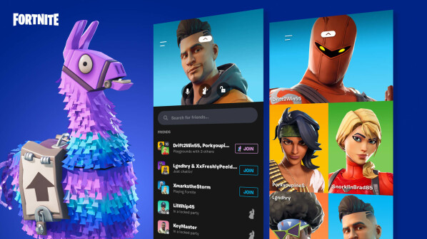 Fortnite: Update 10.31 - viele komfortable Features für Mobile-Spieler