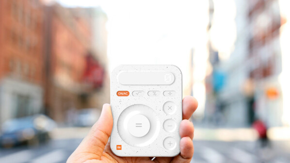 Xiaomi Mi08: Ja, es ist einfach nur ein Taschenrechner