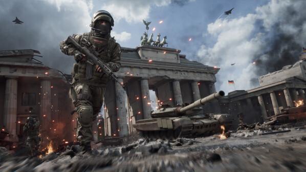 World War 3 Dritter Weltkrieg In Berlin Neuer Trailer Zeigt Pc