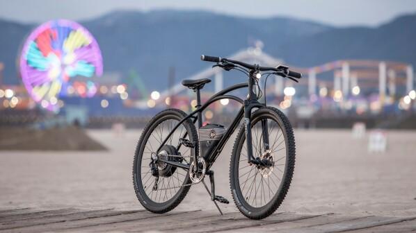 E-Bike: Das Vintage Rally macht mehr Spaß, als erlaubt ist
