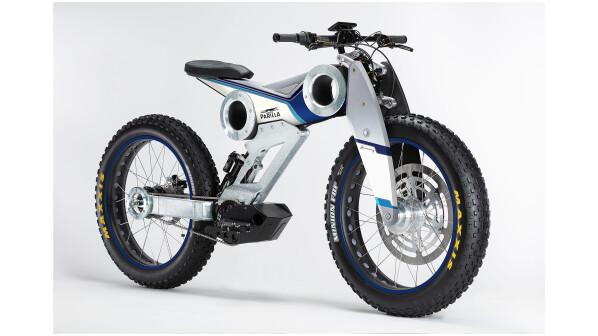 Moto Parilla: Legales E-Bike im Motorrad-Mantel