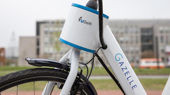 Weltneuheit: E-Bike mit Spurhalteassistent - kein Umfallen mehr möglich