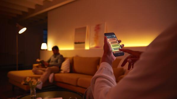 Hue Lampen Philips : Philips hue mit update lampen leuchten zu filmen und videospielen