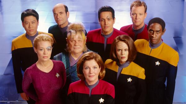 Star Trek Raumschiff Voyager Star Trek Voyager
