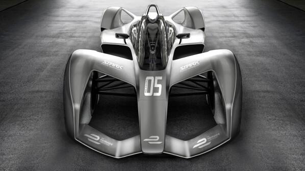 Formel E: So abgefahren sehen die E-Rennwagen 2018 aus - NETZWELT