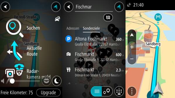 Neue Android App Weltweit Verfügbar Tomtom - Querciacb