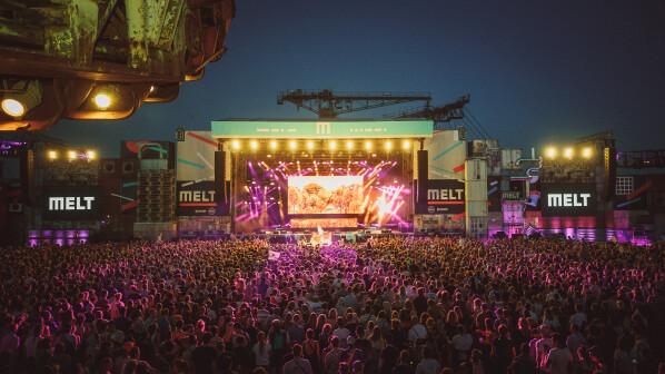 Melt 2019 im Live-Stream: Hier seht ihr die Konzerte live