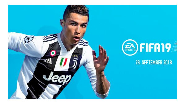 purchase cheap 0f02c d6a21 FIFA 19: Cover artwork shows Cristiano Ronaldo on Juventus