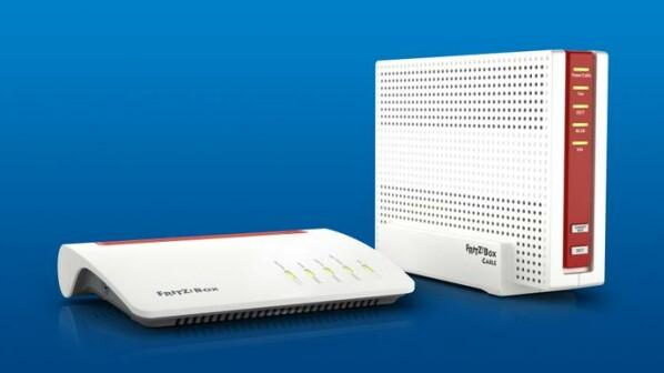 avm fritz box neue router modelle fritzbox 7590 und fritzbox 6590 cable netzwelt. Black Bedroom Furniture Sets. Home Design Ideas