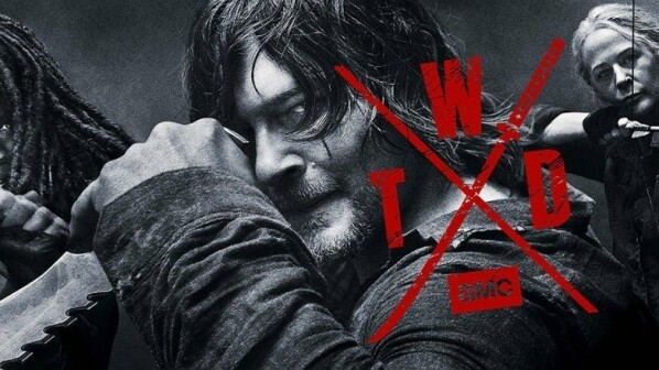 The Walking Dead Staffel 10 Neuer Trailer Zeigt Die Rache