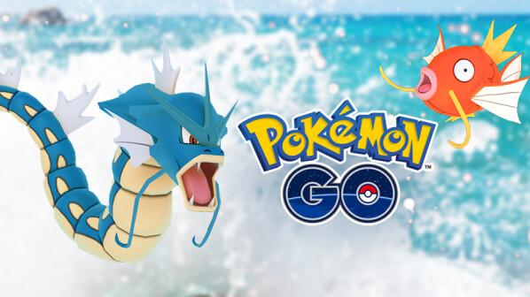 Pokémon GO: Bonus-Flut beim Wasserfestival mit zwei neuen Shiny-Wesen