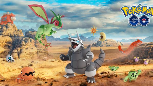 Pokémon GO: Starke Entwicklungen tauchen plötzlich auf der Karte auf