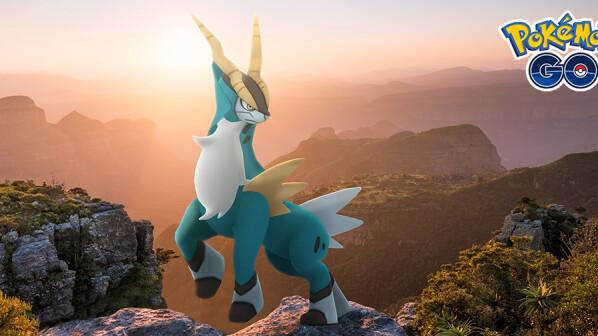 Pokémon GO: Ritter-Legende der 5. Generation stürmt in Raid-Kämpfe