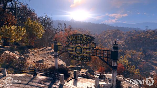 Fallout 76 kommt, doch ihr mst. Warten, ehe Bethesda die server freigibt.