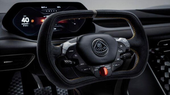 Lotus Evija: Elektroauto mit 2.000 PS lädt in 9 Minuten vollständig auf