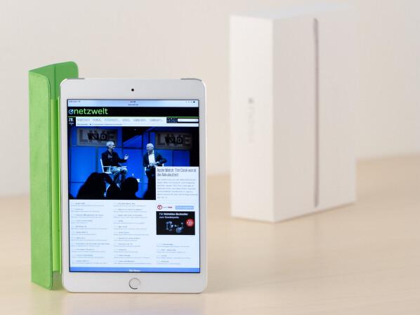 neues ipad mini 5 neuer ipod touch apples kickstart in. Black Bedroom Furniture Sets. Home Design Ideas