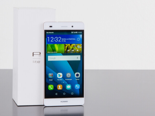 Huawei P8 Lite: Android 6 0-Update via HiCare-App verfügbar