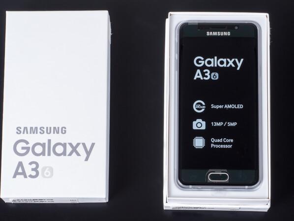 Das Samsung Galaxy A3 2016 Erhalt Ein Update Auf Android 70 Nougat