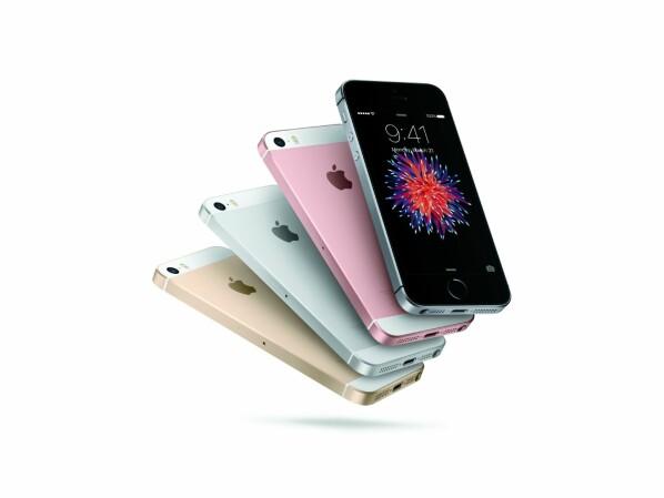 Das IPhone SE Ist Erste Vier Zoll Smartphone Von Apple Seit Dem