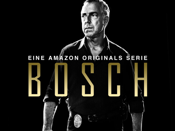 Bosch - eine Amazon Originals Serie.