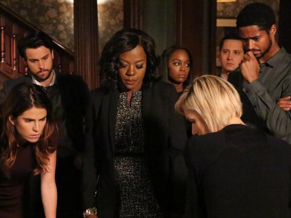 How To Get Away With Murder Staffel 4 Episodenguide Netzwelt