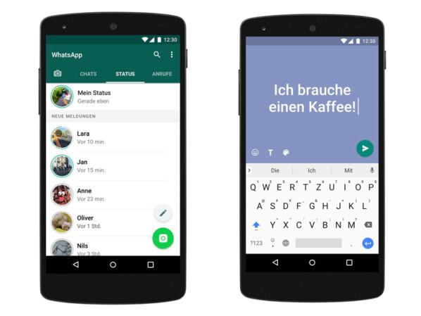Wir Haben Die Besten Sprüche Für Euren WhatsApp Status.