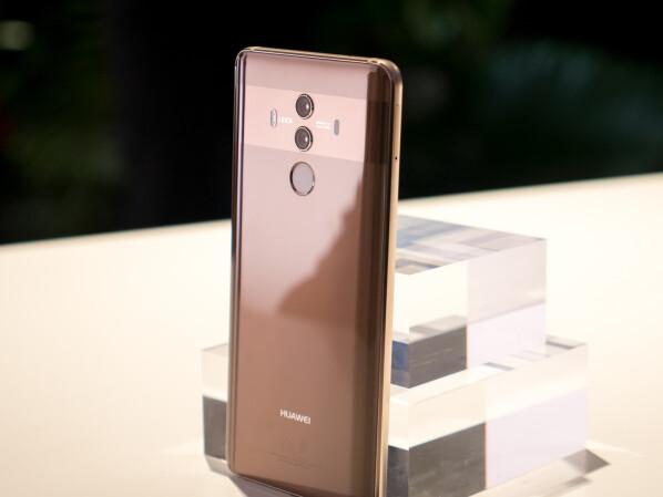 Mate 10 Pro: Huawei verteilt Update auf Android 9 0 Pie in