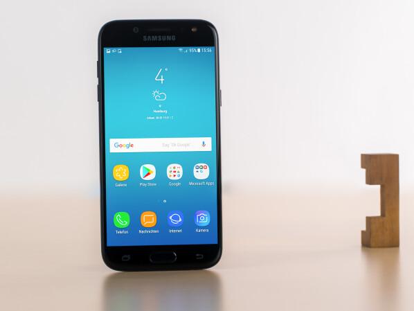 Galaxy J-Serie: Android Oreo für das J7 (2016) verfügbar - NETZWELT