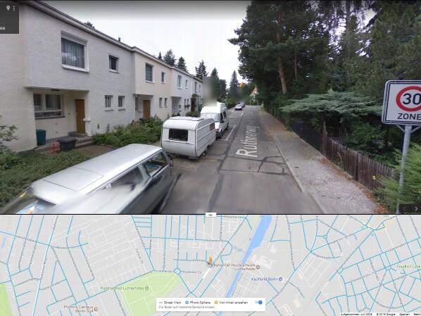 Google Maps Street View Autos Kommen Wieder Nach Deutschland